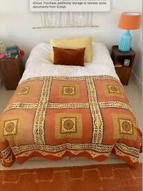 Double mattress and Divan Storage base