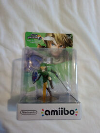 No. 5 Link Super Smash Bros. Amiibo