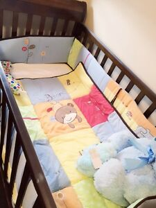 Baby and toddler cot Mernda Whittlesea Area Preview