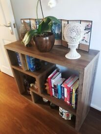 Next range immaculate condition retro industrial furniture Chiltern range bookshelf