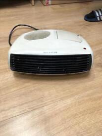Electrical fan heater