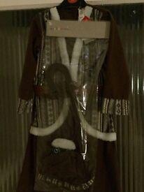 Shepherd nativity outfit