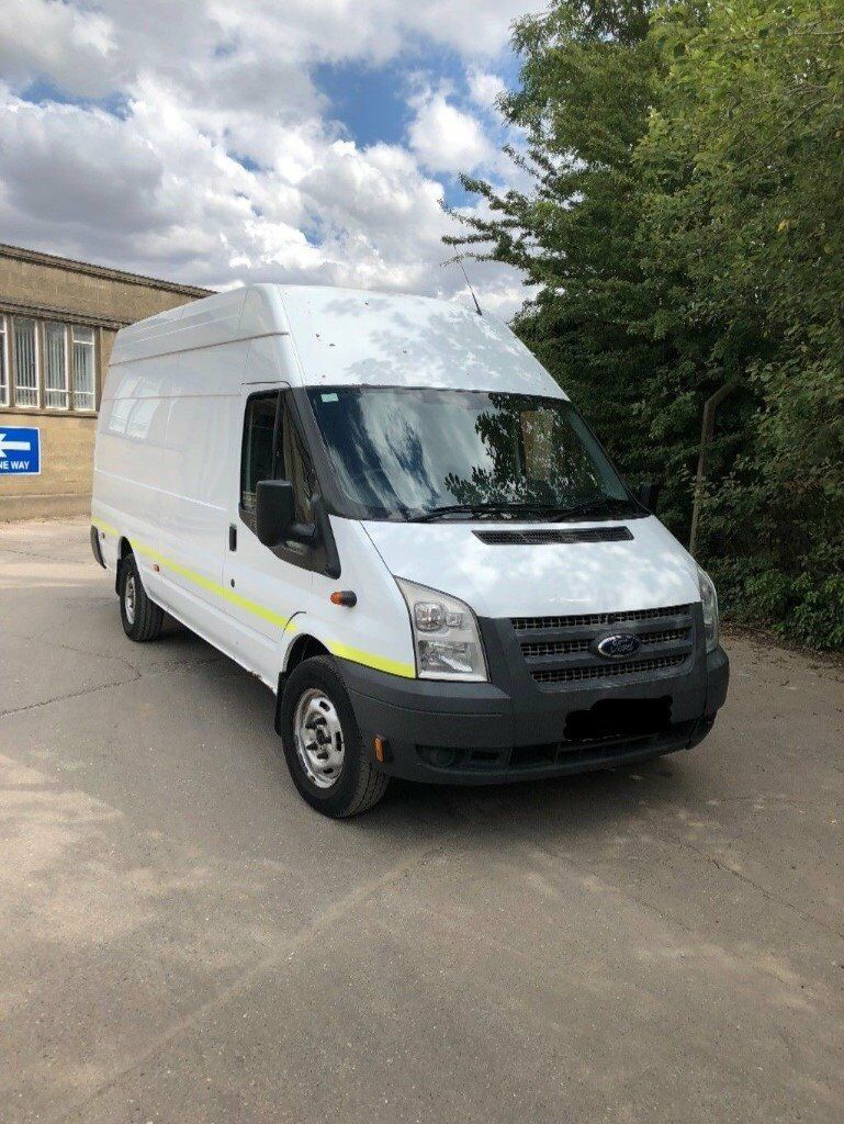 2013 62 reg ford transit t350 jumbo euro 5 xlwb sprinter crafter iveco