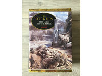 Lord of the Rings Illustrated Edition Hardback Book