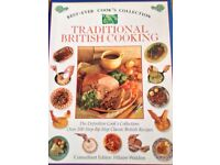Best-Ever Cook's Collection Traditional British Cooking Large Hardback Cookbook