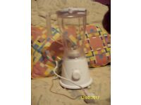 electric blender new never used