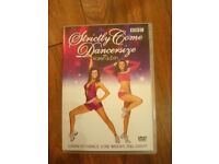 BBC Strictly Come Dancersize DVD - Dance, lose weight, feel great DVD