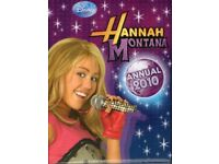 Hannah Montana 2010 Official Annual In Excellent Condition