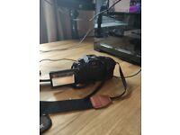 Panasonic Lumix G7 Mirrorless Micro 4/3 Camera with 25mm f/1.7 lens
