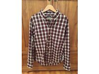 Brand New Abercrombie & Fitch Checked Shirt