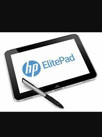 "HP ElitePad 900 10.1"" Tablet Intel Atom Z2760 2GB RAM 64GB Windows 8 (Asus,Ipad,Samsung,Lenovo)"