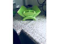dish folding