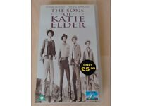 The Sons of Katie Elder (1965) VHS