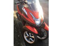 Yamaha 125cc tricity