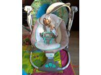 Ingenuity's Baby ConvertMe Swing-2-Seat