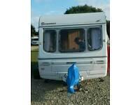 Swift Provence Caravan