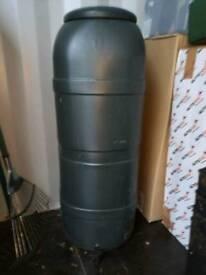 Compact Water Butt Rain Saver Kit 100L
