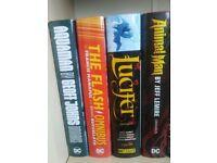 Marvel DC Comics Omnibus Collection Job Lot (17 Hardcover Graphic Novels)