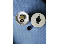 Motorola Moto 360 Smart Watch - boxed