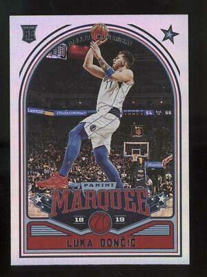 2018 Panini Chronicles Marquee #255 Luka Doncic RC Rookie