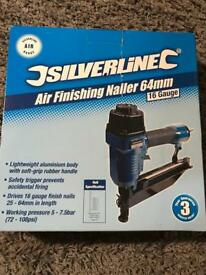 Air Finishing Nailer