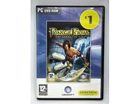 PRINCE OF PERSIA-Sands of Time PC DVD ROM