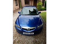 Mazda 6 TS2 2.0d 2005 £1700 ono For Sale
