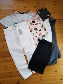 Bundle of men's clothes. Size M - L