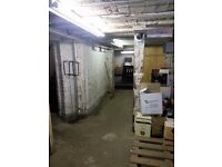 Storage Warehouse to rent in Woodford Green, call 020 3355 0908