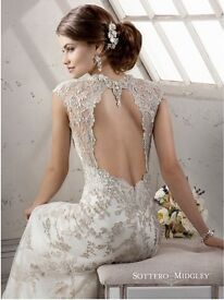 Brand New Sottero & Midgley 'Clementine' Wedding Dress
