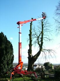 Cherry Picker Hire with IPAF Operator in Suffolk