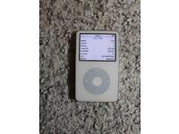 Ipod classic 5th 30gb good sound chipset