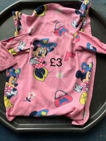 Minnie Mouse Snuggie blanket