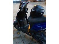 125 cc Kymco Agility
