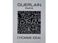 Guerlain L'Homme Ideal Eau de Toilette 100ml - BRAND NEW 100% GENUINE