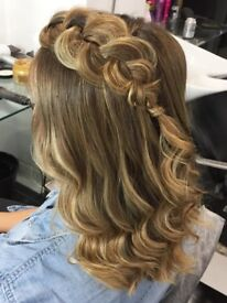 Ladies Mobile Hairdresser with 15 years experience City centre trained