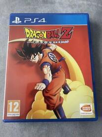 Dragon Ball Z Kakorot (PS4)