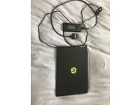 HP Pavillion 15.6in Ryzen 5 8GB 256GB GTX1050 Gaming Laptop