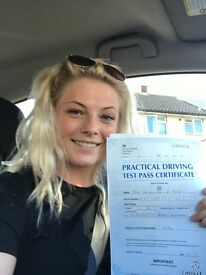 Trainee Driving Instructor