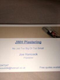 JWH plastering