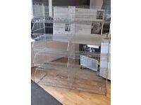 Shop display baskets