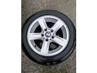 Bmw alloy wheel 205/55/16