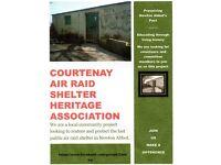 Courtenay Air Raid Shelter Association