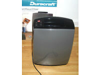 Duracraft DD-TEC16E1 16L Digital Dehumidifier