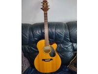 Takamine EGS 430C Acoustic/ Electric ? Guitar