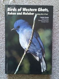 Book: Birds of Western Ghats Kokan & Malabar