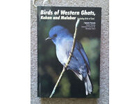 Book: Birds of Western Ghats Kokan & Malabar