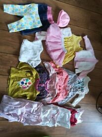 Baby Clothes Bundle One to Three Months
