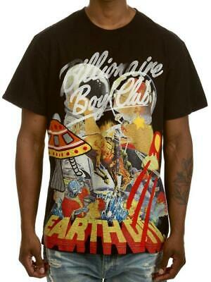BILLIONAIRE BOYS CLUB BATTLE EARTH BLACK XXX-LARGE 3XL NWT