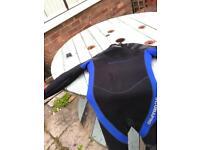 5mm scubapro Diver's wetsuit